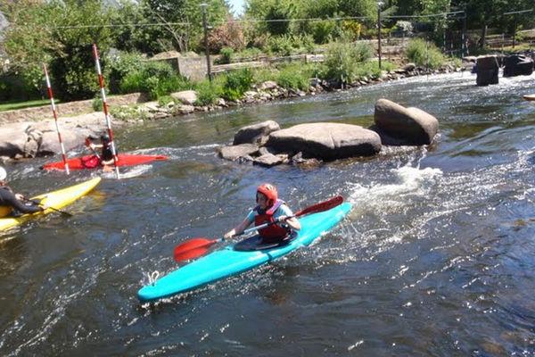 Club canoë kayak de la Rance