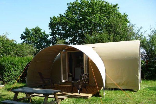 Camping de la Presqu'Ile