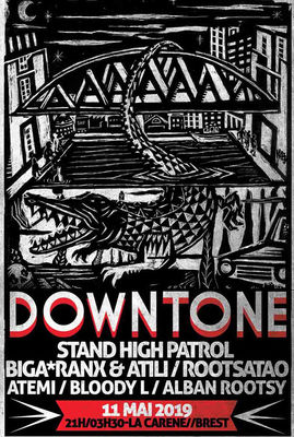 DOWNTONE-5--Carene-11-05-19