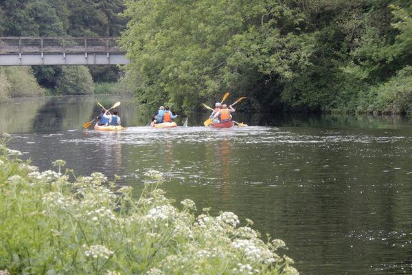Canoë kayak Amicale Laïque Cléguer