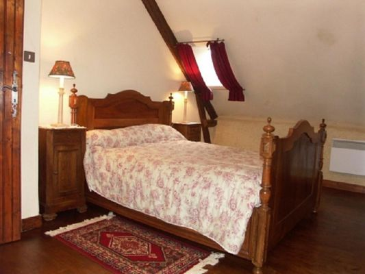 De ternay gîte 359 chambre - Caro - Morbihan - Bretagne