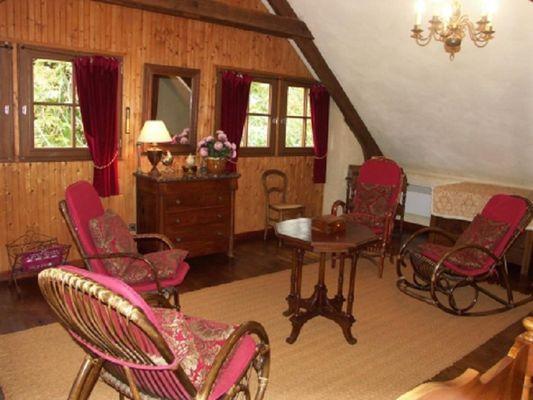 De ternay gîte 359 chambre autre vue - Caro - Morbihan - Bretagne