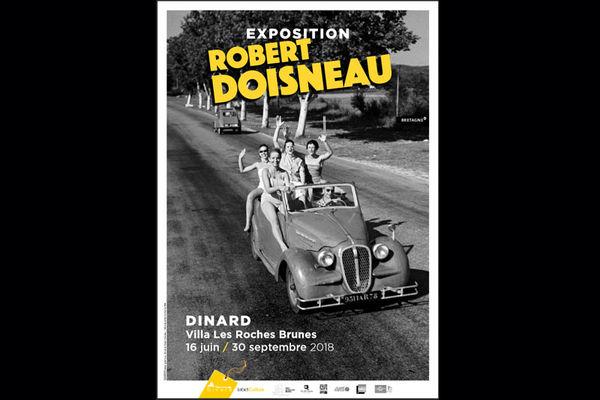 Exposition Robert Doisneau