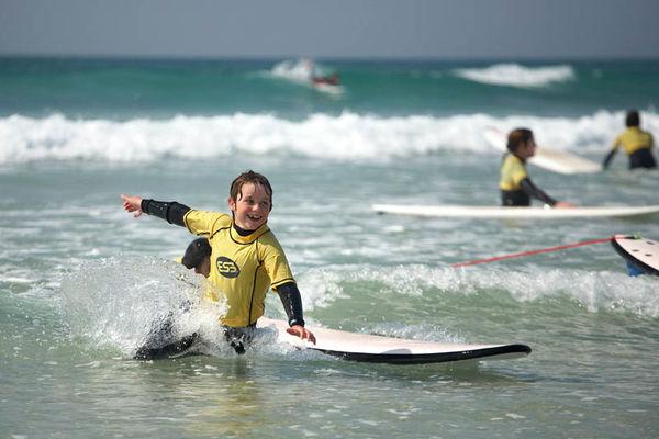Ecole de Surf de Bretagne La Torche