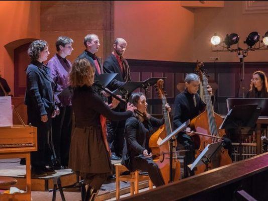 Concert - Musique classique - Cantates baroques allemandes - Basilique Notre-Dame du Roncier - Josselin - Morbihan - Bretagne