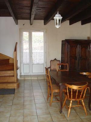 Maison d'hôtes La Porte de Pierre - Espace familial