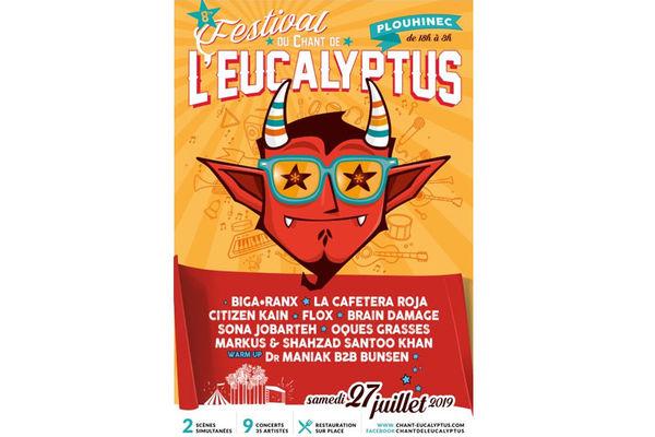 Festival Le Chant de l'Eucalyptus