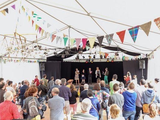 Festival de théâtre des amateurs - ADEC 56 - Josselin - Morbihan - Bretagne