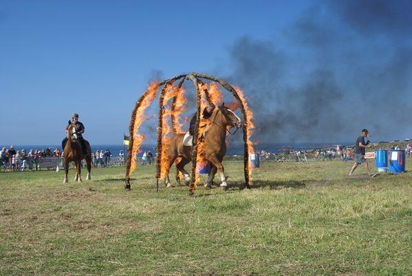 Fête du cheval Landunvez