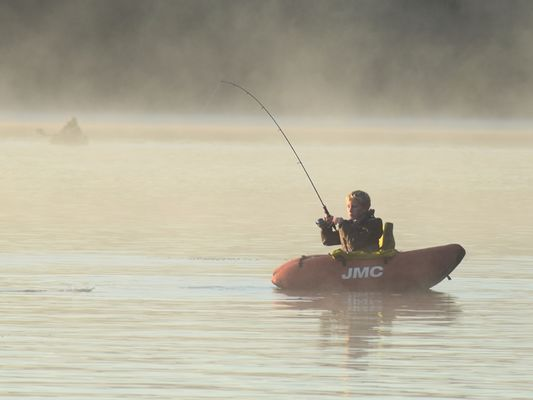 Breizh Multi Fishing - pêche - Float Tube - Brocéliande - Morbihan - Bretagne