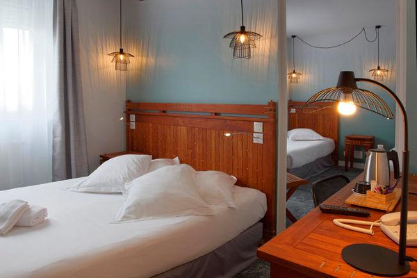 Hôtel-Spa Garrigae Cap Coz