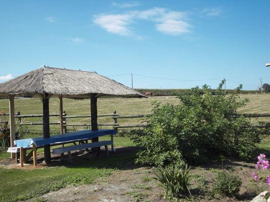 Gîte Les Balcons de la Baie (jardin1)
