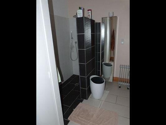 Gîte Ricroch suite parentale douche salle d'eau - Sérent