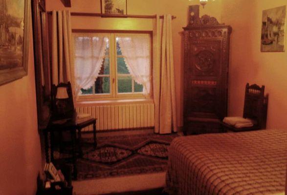 Gîte de La Noë Lévèque_Paimpont_chambre2