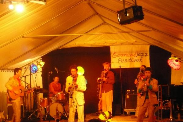 Gomené Jazz festival