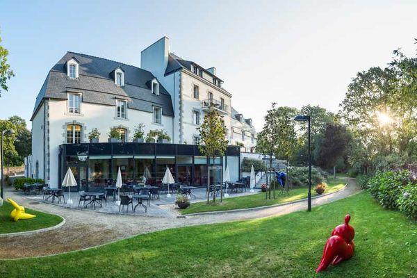 Domaine de Pont-Aven Art Gallery Resort