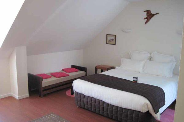 HOTEL LE CHEVALIER GAMBETTE