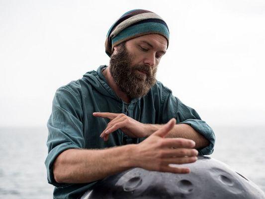 Arth Maël - La Palme Sonore - Handpan