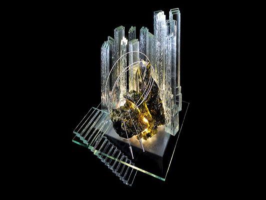 sculpture - High-city - Gaby Creation - Ploërmel