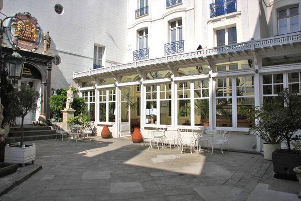 Hôtel France et Chateaubriand