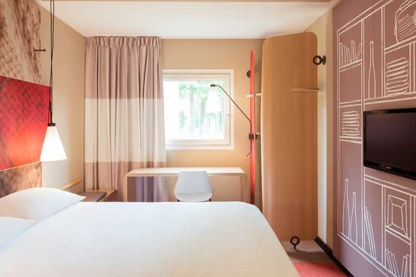 Hôtel Ibis Saint-Malo Plage