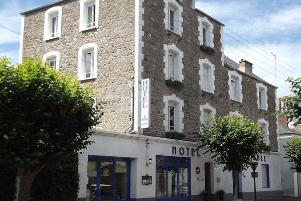 Hôtel-restaurant Saint-Michel