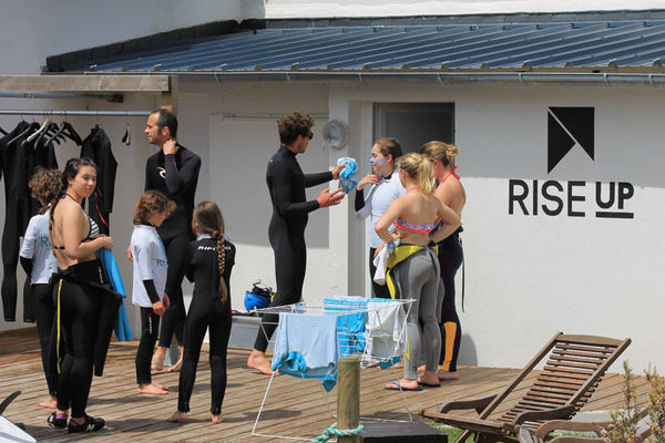 Rise Up Surf School