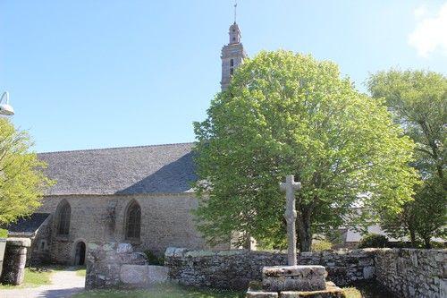 Chapelle de Kersaint Landunvez