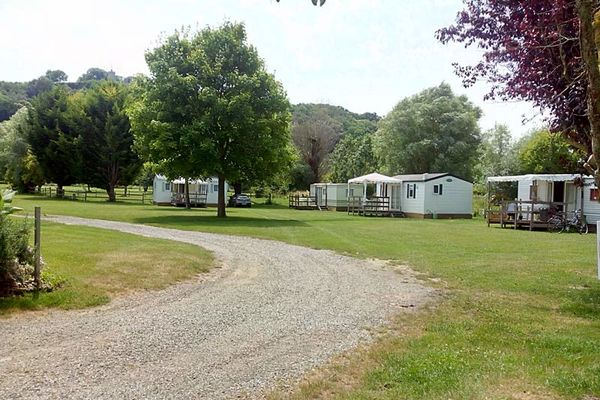Camping de La Roche