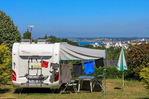 Camping de Trézulien