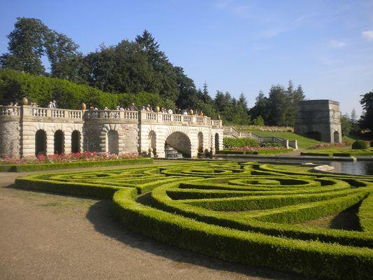 Jardins du Château des Forges