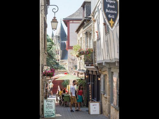 Josselin - Morbihan - Bretagne