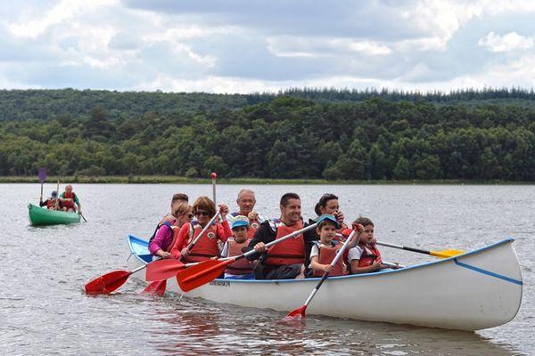 Kayak Nature_Paimpont_11-12-18-19-25-26 juillet et 8-9-15-16-22 et 23 août 2018