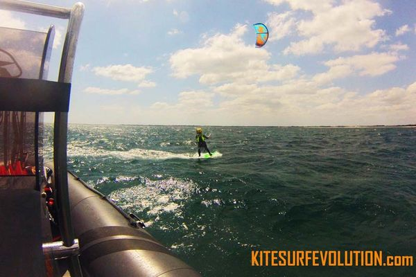 Kitesurf Evolution