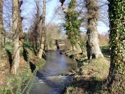 La vallée de la Vaunoise à Pleumeleuc