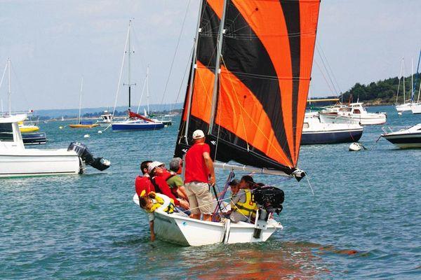Le Golfe du Morbihan à la voile