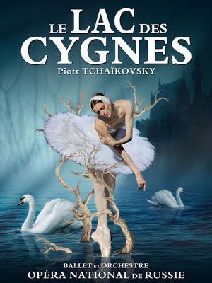 Le Lac des Cygnes par l'Opéra National de Russie