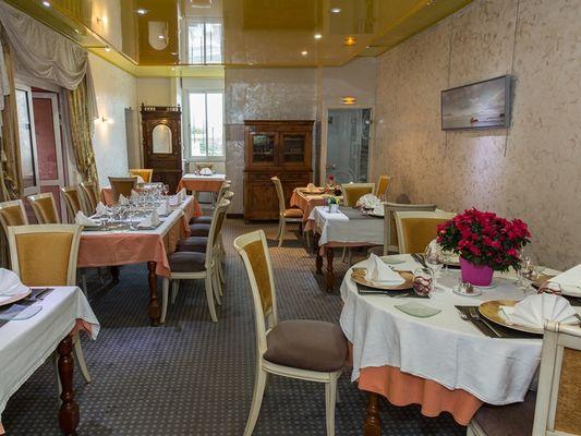 Restaurant le Saint-Marc - Ploërmel - Brocéliande - Bretagne
