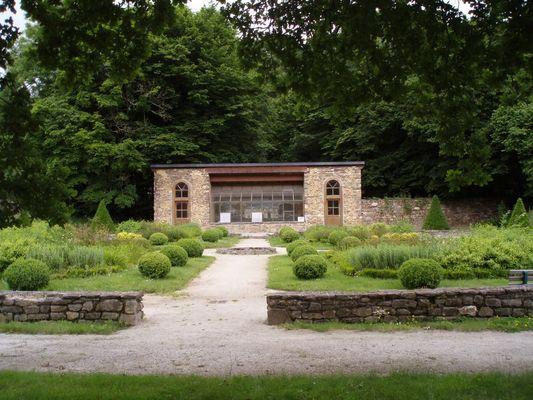 Jardin des Evêques Saint-malo de beignon Destination Brocéliande