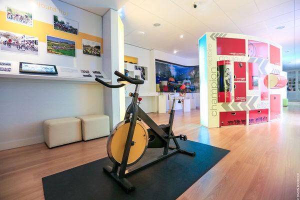 Tous à vélo avec Louison Bobet à Saint-Méen-le-Grand