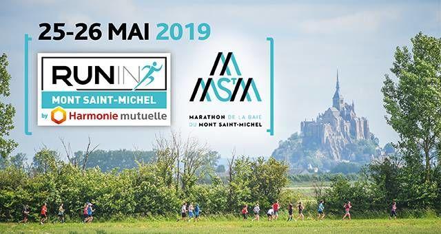 Run In Mont Saint Michel 2019