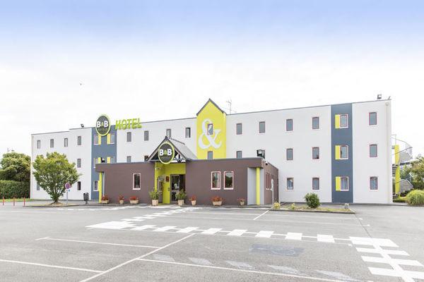 Hôtel B&B Rennes Est Cesson-Sévigné