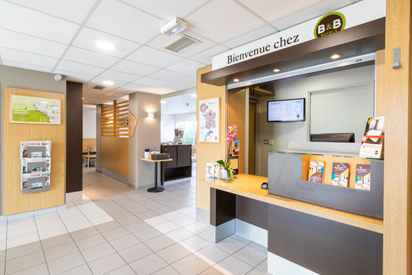 Hôtel B&B Rennes Ouest Villejean