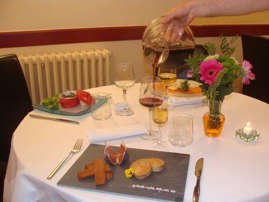 Restaurant orée de la forêt - Campénéac - Brocéliande - Bretagne