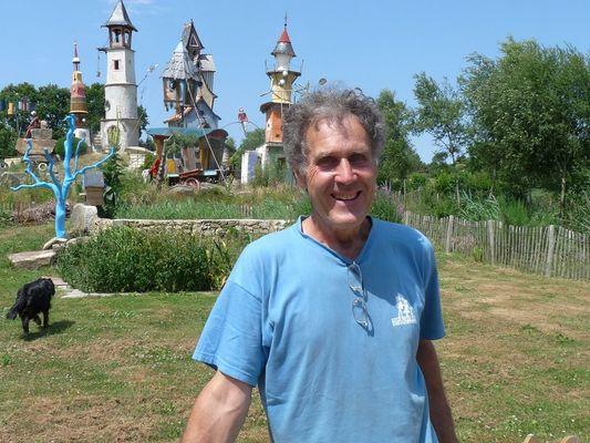 Robert Coudray, le poète ferrailleur - Lizio - Morbihan - Bretagne