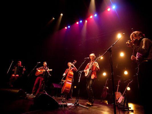 Concert Strograss - Café de la Forge - Guillac - Morbihan - Bretagne