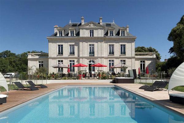 Hôtel le Château de la Gressière