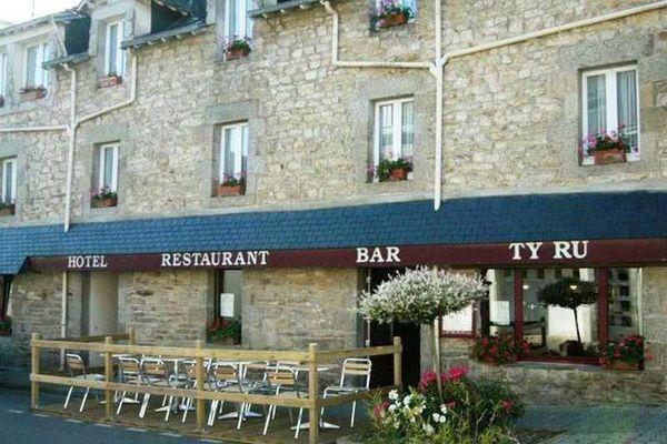 Hôtel Restaurant Ty Ru