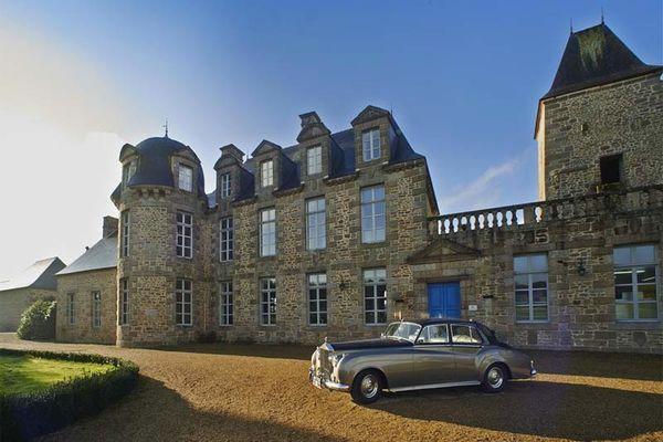 Hôtel-restaurant Château du Bois-Guy