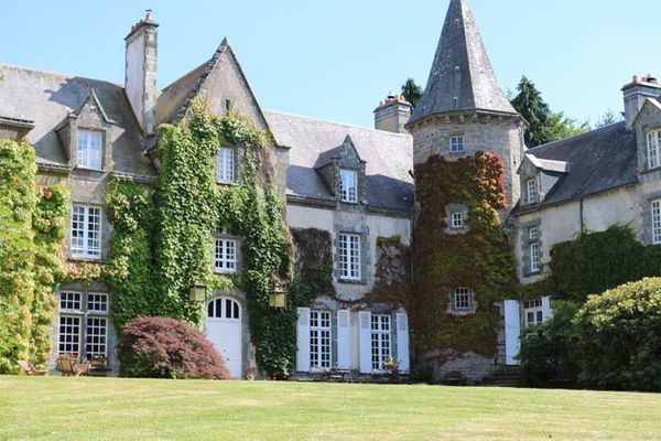 Manoir de Tregaray